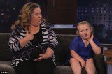 Honey Boo Boo proved her personality is far from pint sized on last night's episode of Jimmy Kimmel