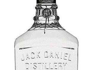 Jack Daniel's distillery has unveiled a colorless unaged rye whiskey for the first time since the Prohibition Era