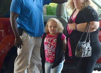 June Shannon has hired a 24-hour bodyguard to protect Honey Boo Boo