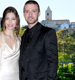 Justin Timberlake and Jessica Biel are officially married  photo