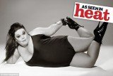 Lisa Riley posed in a brand new revealing photo shoot for Heat magazine