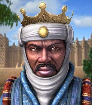 Mansa Musa I of Mali has been named the richest person in history