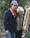 Matthew McConaughey was seen on a family day out in Austin and appeared to be severely emaciated