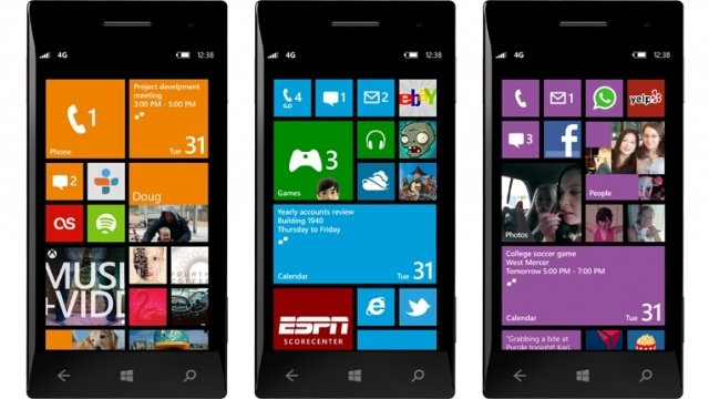 Microsoft has formally launched the Windows Phone 8 operating system