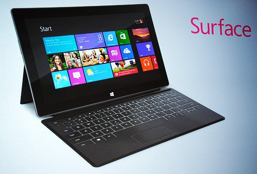 Microsoft has started shipping its first Surface tablet computers ahead of their official launch on October 26th