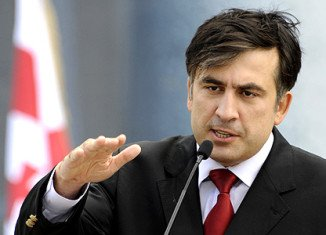 Mikheil Saakashvili faces election test in Georgia