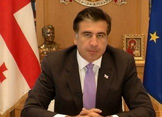 Mikheil Saakashvili has admitted his party has lost the parliamentary election