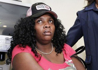 Mirlande Wilson briefly won TV and Internet fame in April for claiming to have won a ticket for the Mega Millions jackpot