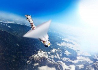 More than eight million people flocked to their devices to watch Felix Baumgartner break the speed of sound live on YouTube