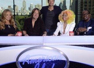 Nicki Minaj allegedly threatened and swore at Mariah Carey during American Idol audition
