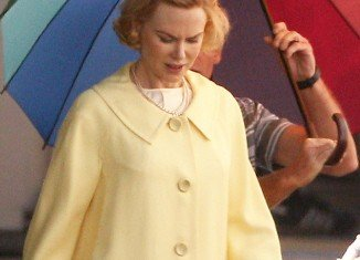 Nicole Kidman is taking on one of the most high-profile roles of her career in forthcoming drama, Grace of Monaco