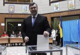 President Viktor Yanukovych's party has claimed victory in Ukraine's parliamentary election