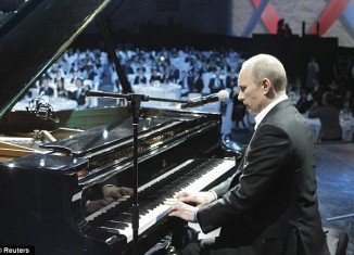 President Vladimir Putin turns 60 years old