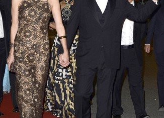 Princess Charlene attended South Africa Night with husband Prince Albert