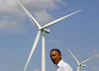 Ralls Corp is suing President Barack Obama after he blocked a wind farm deal on national security grounds