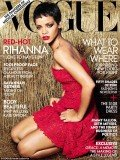 Rihanna's second Vogue shoot and cover