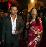 Saif Ali Khan and Kareena Kapoor have got married in Mumbai after a five-year courtship