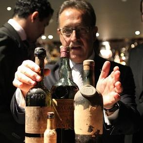 Salvatore Calabrese broke the record for the world's most expensive cocktail
