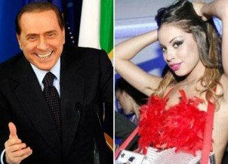 "Silvio Berlusconi has denied any ""intimate ties"" with underage prostitute Ruby Rubacuori he is charged with"