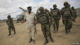 Somali government and AU troops have entered the strategic Somali port of Kismayo