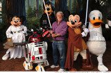 Star Wars creator George Lucas has sold his film production company Lucasfilm to The Walt Disney Company