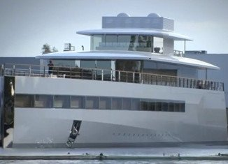 Steve Jobs' custom-built 260-foot yacht Venus was finally completed by a Dutch shipbuilder this month