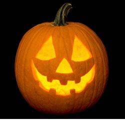 Jack O Lantern Before Pumpkin