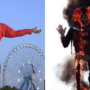 Big Tex, Texas State Fair iconic cowboy, destroyed by fire