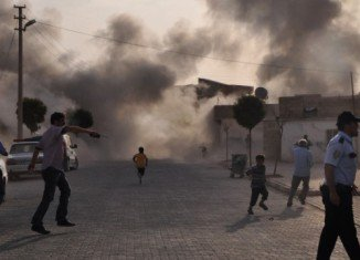 Turkey has contacted the UN and NATO after Syrian shells killed five people in Akcakale