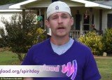 Uncle Poodle bravely shared his harrowing memories in a video for GLAAD's Spirit Day