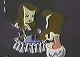 A 1946 cartoon, produced by Disney in collaboration with Kotex, explains the story of menstruation
