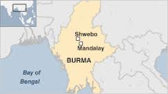 A 6.8-magnitude quake hit some 70 miles north of Burma's second-largest city of Mandalay