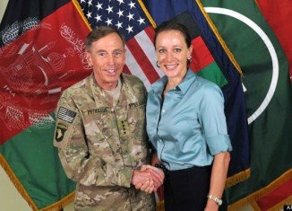 A spokesman for Taliban group mocked David Petraeus' extra-marital affair which led to his resignation as director of the CIA, describing him as a bastard