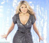 According to an Ultimo Beauty study, British women cite Holly Willoughby's cleavage as the curves they most covet