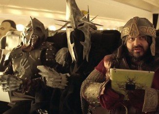 Air New Zealand's new in-flight safety video features Hobbits, wizards and elves