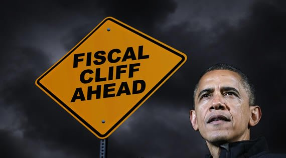 Barack Obama is expected to discuss the so-called fiscal cliff, a package of tax rises and spending cuts due early next year unless Congress acts