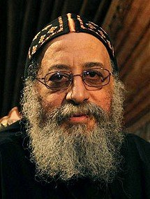 Bishop Tawadros has been chosen as the new pope of Egypt's Coptic Christians