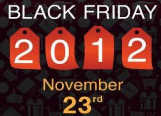 Black Friday 2012 Top Deals