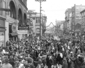 Black Friday has been the unofficial beginning of the Christmas season since the 1930s