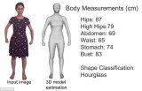 Body Shape Recognition For Online Fashion promises to make badly fitting clothes a thing of the past