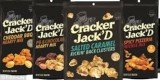Cracker Jack'D is a new version of Frito-Lay's classic ballpark snack which contains caffeinated wafers called power bites