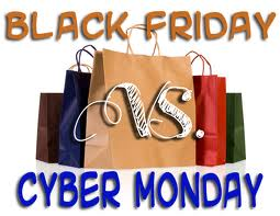 Cyber Monday vs Black Friday