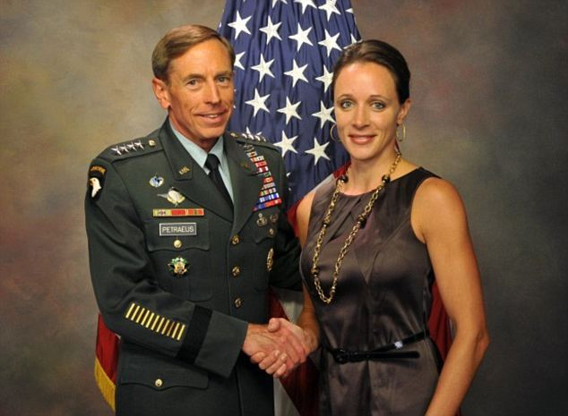David Petraeus allegedly began his affair with Paula Broadwell in November 2011, after he was appointed CIA director