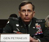 David Petraeus has told