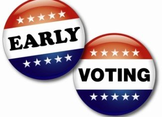 Early voting results 2012