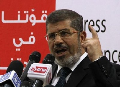 Egypt's top judges have accused President Mohammed Mursi of staging an unprecedented attack on the judiciary