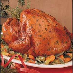 Herb Roasted Turkey photo