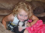 Honey Boo Boo's estranged pet pig Glitzy made a surprise appearance on Anderson Cooper's live show