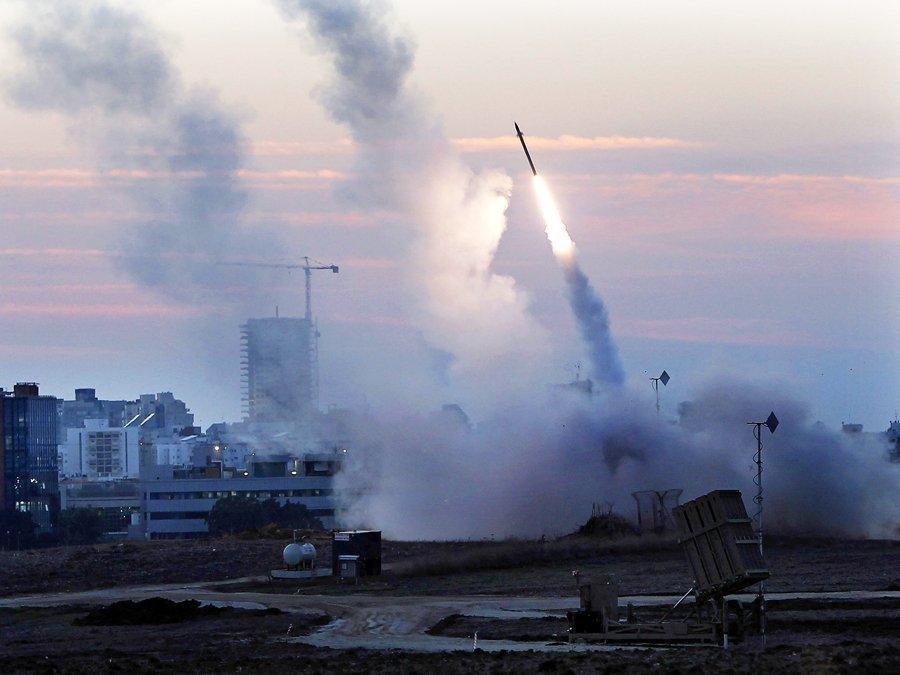 Israel air strikes hit Hamas headquarters in Gaza
