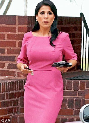 Jill Kelley reveled in her close ties to senior military men and bombarded General John Allen with emails